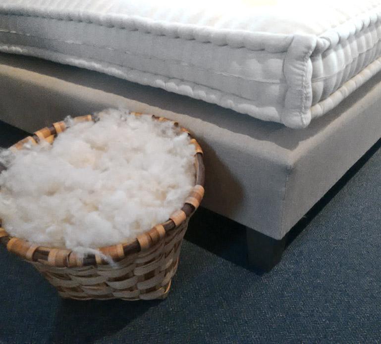 Matelas de laine naturelle - Anglet